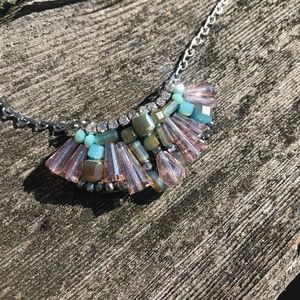 Jewelry - ☀️Colorful Statement Necklace